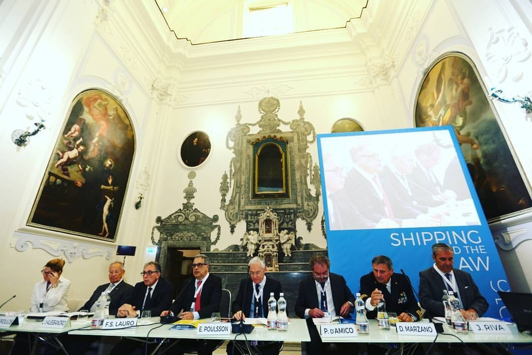 SHIPPING AND THE LAW 2016